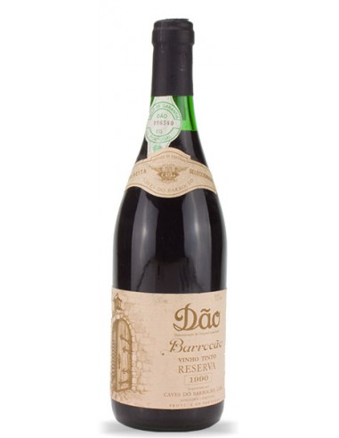 Barrocão Reserva Dão 1990 - Red Wine