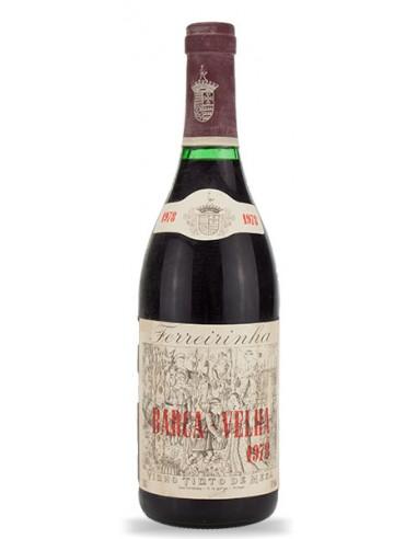Barca Velha 1978 - Red Wine