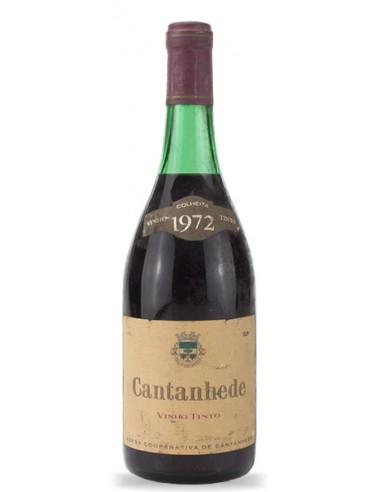 Cantanhede Colheita 1972 - Red Wine