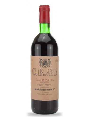 C.R.&F. Bairrada 1980 - Red Wine