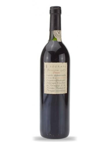 Sogrape Reserva 1987 - Red Wine