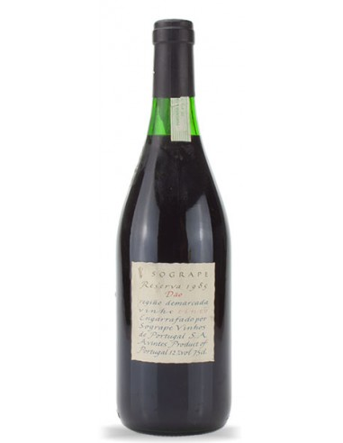 Sogrape Reserva Dão 1985 - Red Wine