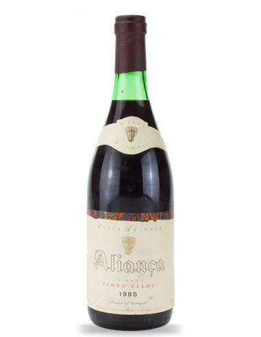 Aliança 1985 - Old Red Wine