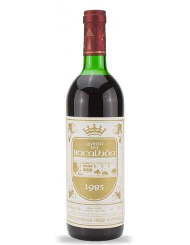 Quinta da Bacalhôa 1985 - Red Wine