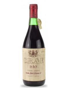 C.R&F. Dão 1980 - Red Wine