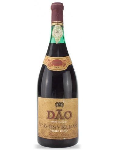 Dão Caves Velhas Magnum 1968 - Red Wine