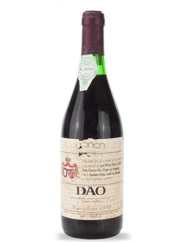 Udaca Dão Garrafeira 1989 - Red Wine