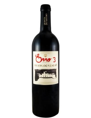 Quinta do Mouro Erro 3 2013 - Red Wine