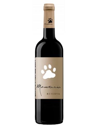 Montaria Reserva 2018 - Vinho Tinto