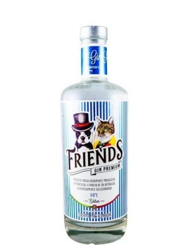 Gin Friends Premium Dry Edition -...