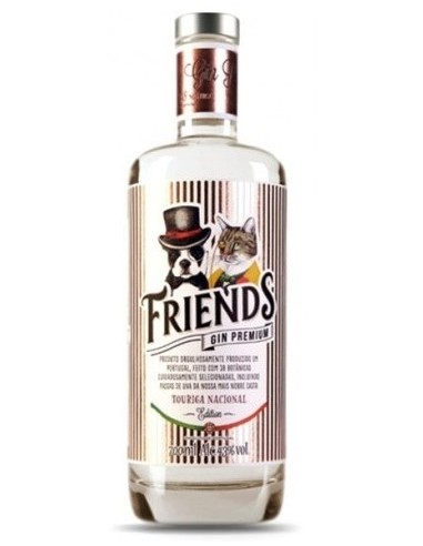 Friends Touriga Nacional Premium Gin...