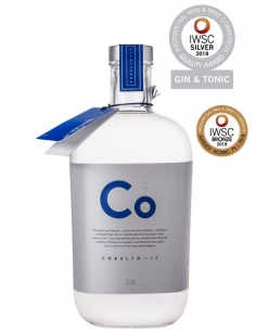 Cobalto 17 Gin - Portuguese...