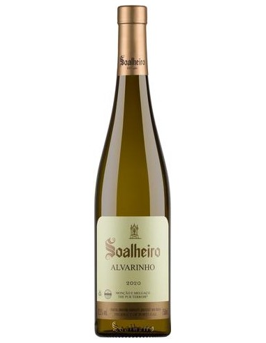 Soalheiro Alvarinho 2020 - White Wine