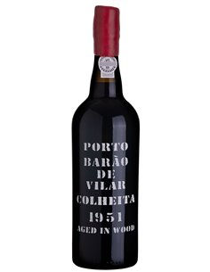 Barão de Vilar Colheita 1951 - Port Wine