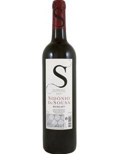 Sidónio de Sousa Merlot 2015 - Vinho Tinto