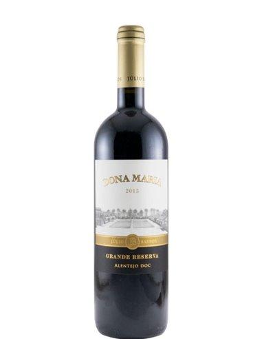 Dona Maria Grande Reserva 2015 - Vinho Tinto