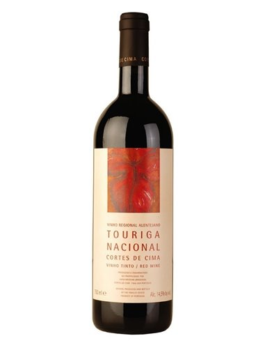 Cortes de Cima Touriga Nacional 2015  - Red Wine