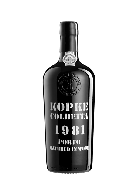 Kopke Colheita 1981 Matured in Wood - Port Wine