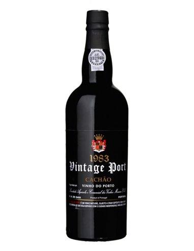 Quinta do Cachão Vintage 1983 - Vinho do Porto