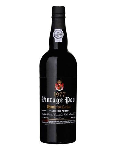 Quinta do Cachão Vintage 1977 - Vinho do Porto