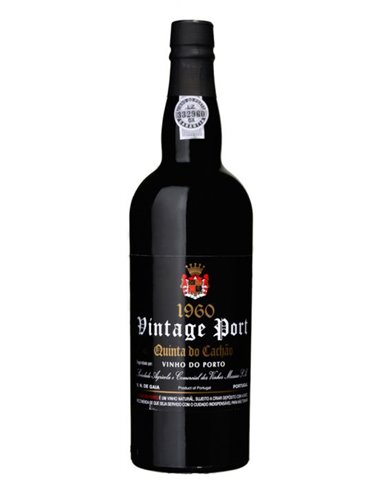 Quinta do Cachão Vintage 1960 - Port Wine
