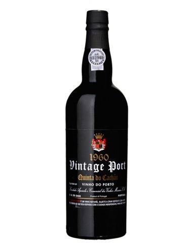 Quinta do Cachão Vintage 1960 - Vinho do Porto