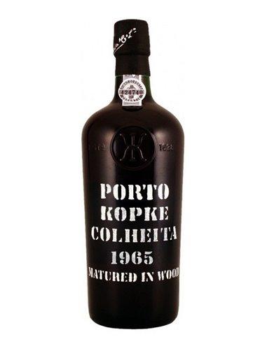Kopke Colheita 1965 Matured in Wood - Port Wine
