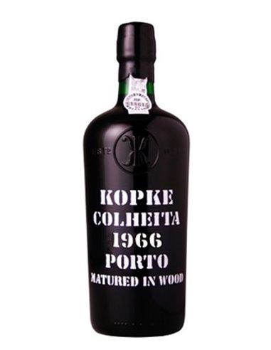 Kopke Colheita 1966 Matured in Wood - Vino Oporto