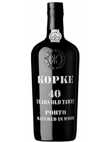Kopke Over 40 Years Old Matured in Wood - Vino Oporto