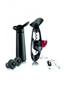 Wine Giftset Vacu Vin wine kit accessories - Accessories