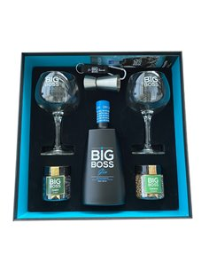 Gin Big Boss Kit - Gin de Portugal