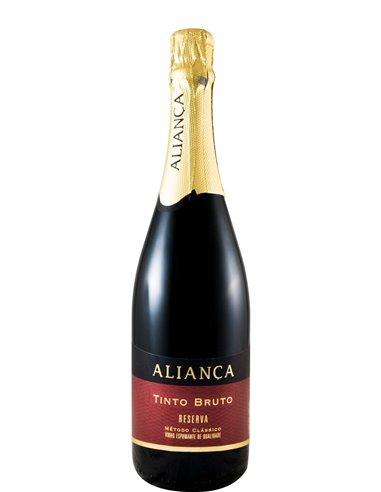 Aliança Tinto Bruto - Vinho Espumante
