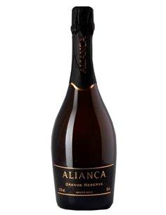 Aliança Grande Reserva Bruto 2012 - Vinho Espumante