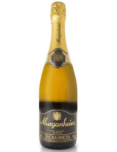 Murganheira Super Reserva Bruto - Sparkling Wine
