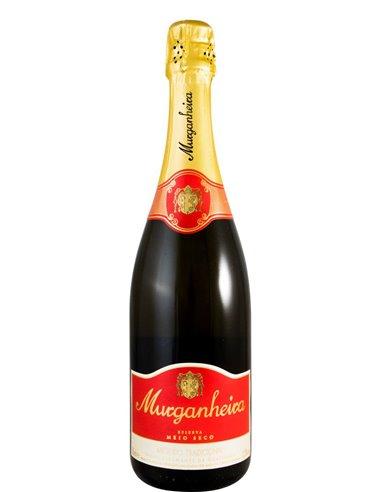 Murganheira Reserva Meio-Seco - Sparkling Wine