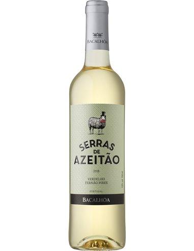 Serras de Azeitão 2019 - White Wine