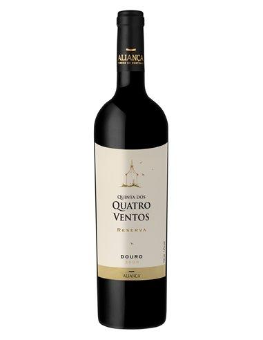 Quinta dos Quatro Ventos Reserva 2017 - Vinho Tinto