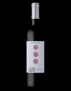 Lavradores de Feitoria Três Bagos Reserva 2017 - Vinho Tinto