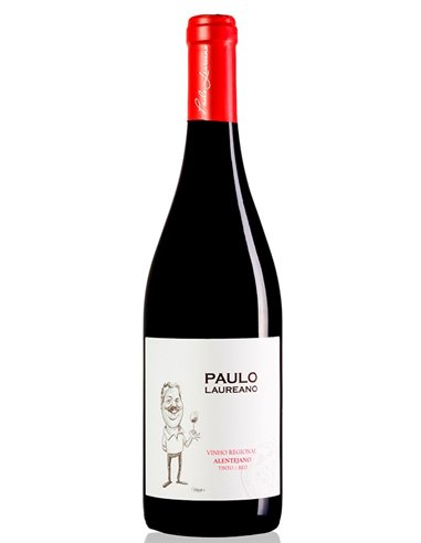 Paulo Laureano Clássico Tinto 2018 - Vinho Tinto