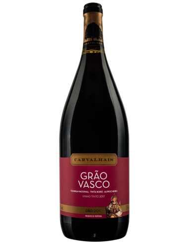 Grão Vasco Dão 2014 - Vinho Tinto