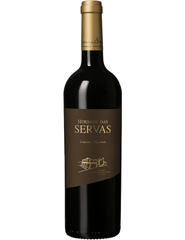 Herdade das Servas Vinhas Velhas 2015 - Red Wine