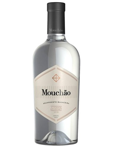 Mouchão Aguardente Bagaceira Alicante Bouschet - Old Brandy