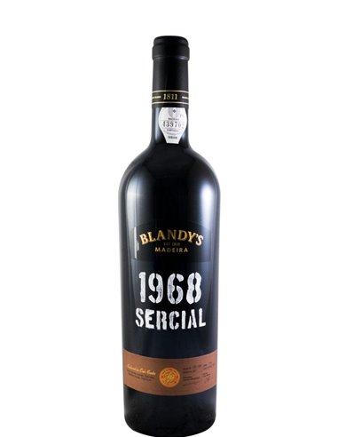 Blandy's 1968 Sercial - Vinho da Madeira