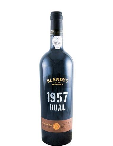 Blandy's 1957 Bual - Vinho da Madeira