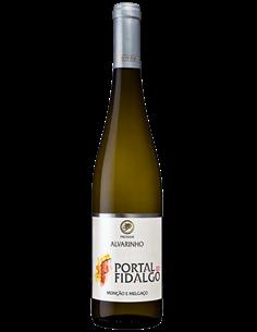 Alvarinho Portal do Fidalgo - Vino Blanco