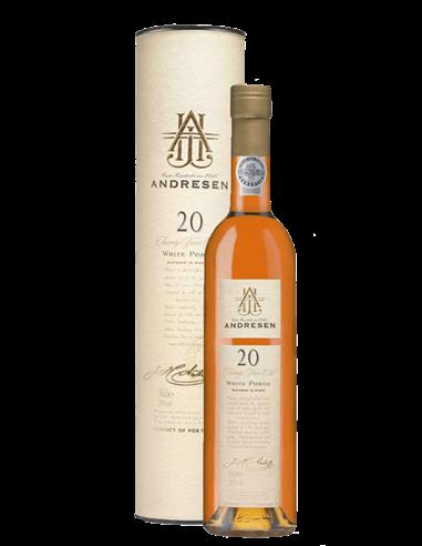 Andresen White 20 Anos - Port Wine