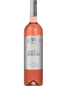 Monte das Servas Escolha 2019 - Vino Rosado