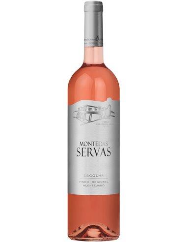 Monte das Servas Escolha 2019 - Vinho Rosé