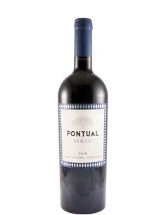 Pontual Syrah 2018 - Red Wine