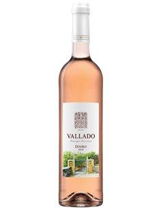 Vallado Touriga Nacional  - Vino Rosado